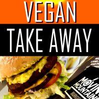 Vegan Take Away at the Rink Cornwall