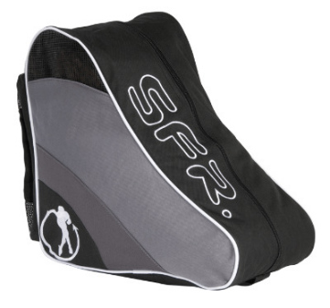 SFR Inline or Roller Skate Carry Bag in Grey & Black