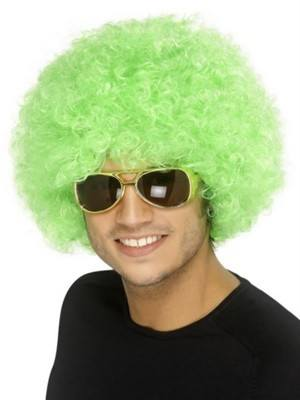 Afro Wig in Various Colours