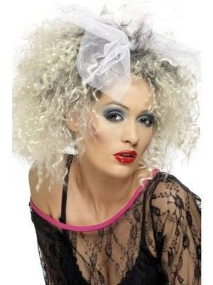 80s Wild Child Madonna Style Wig