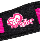 Rio Roller Pink Carry Strap
