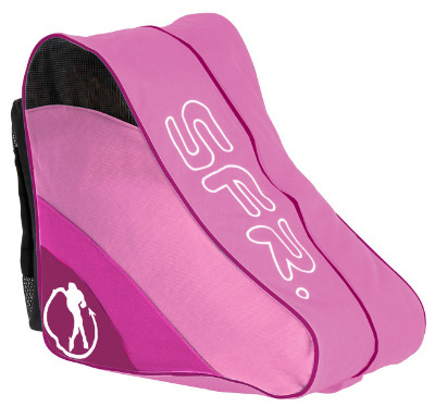 SFR Inline or Roller Skate Carry Bag in Pink & Black