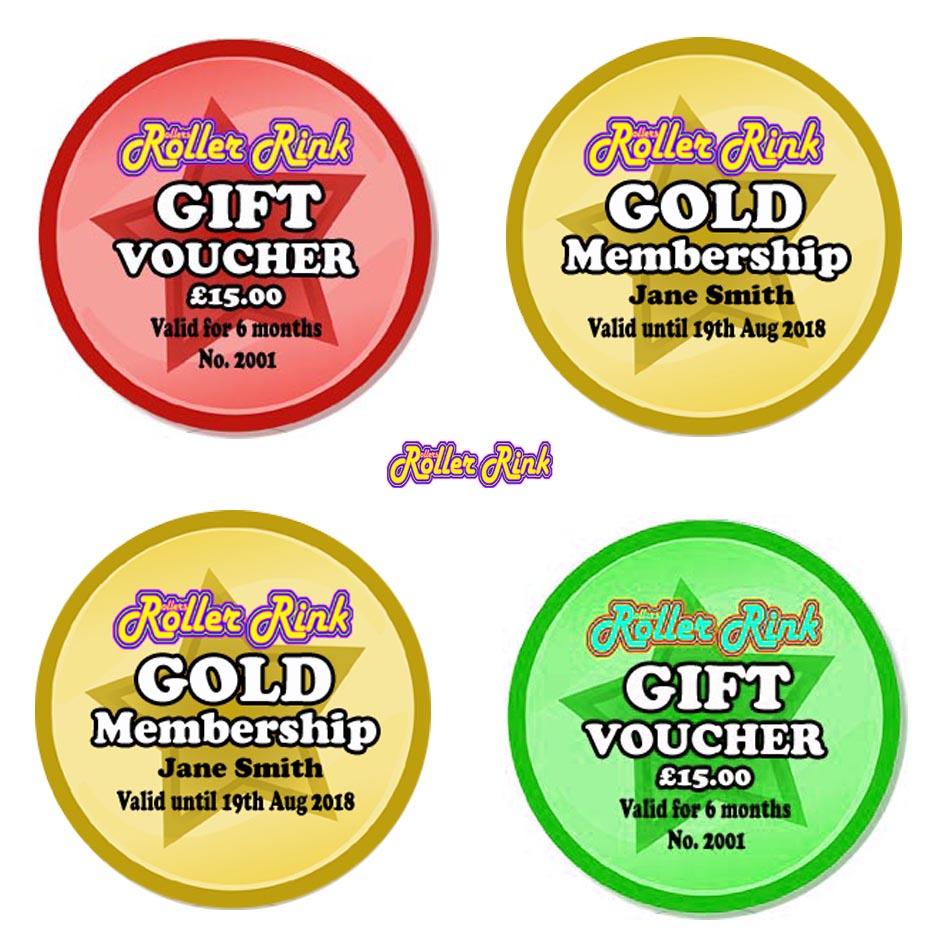 Membership & Gift Vouchers