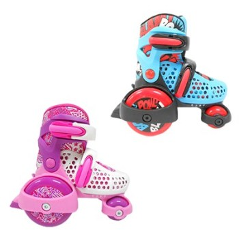 SFR Stomper Adjustable Childrens Skate 6j-13j
