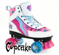Rio Roller Cupckake Roller Skates Limited Edition! Size 6 only!