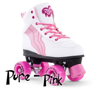 Rio Roller Pure Pink Roller Skates