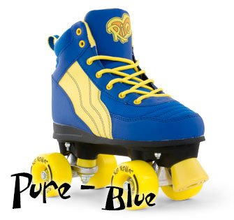 Rio Roller Pure Blue Roller Skates  - SALE £10 OFF
