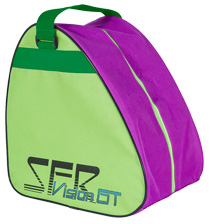 SFR Vision GT Roller Skate Carry Bag Purple/Green