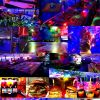 Gallery Montage Christmas 2017 at Rollers Roller Rink Cornwall