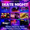 Friday Night is Roller Disco Night in Cornwall