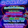 Roller Disco Glow Skate Neon Party 2020