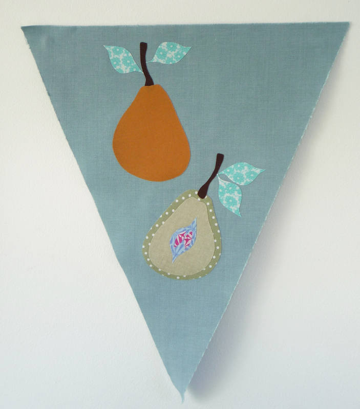 pear bunting