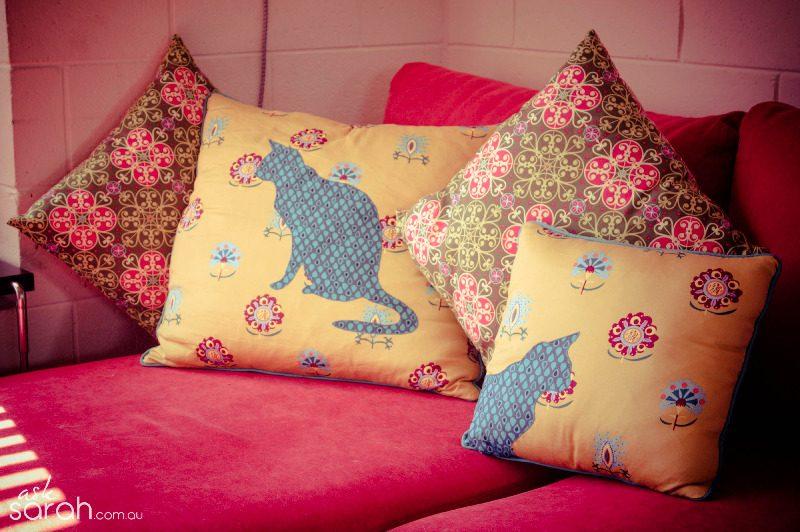 ask sarah cushions