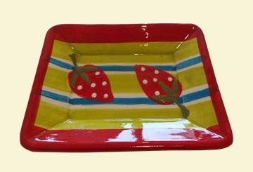 Almeria Small Serving Plate