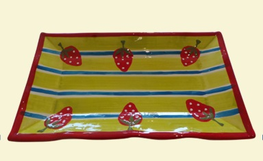 Almeria Large Serving Platter