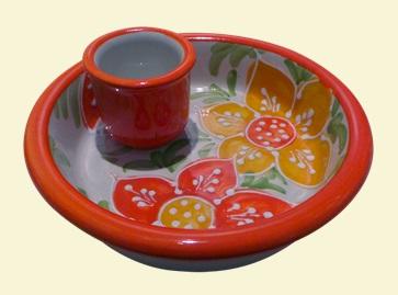 Mallorca 15cm Olive Dip Bowl