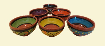 Burgos Mini Dip Bowl - Each
