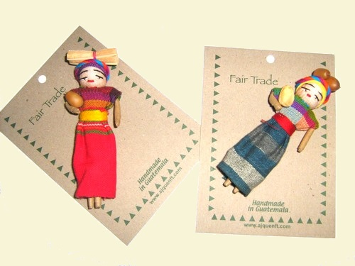 Worry Doll Magnet