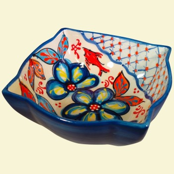 Shaped Bowl Small - Caleta