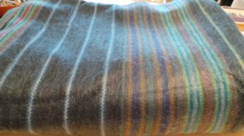 Cosy Handwoven Blanket/Throw from Ecuador - Large Various colours