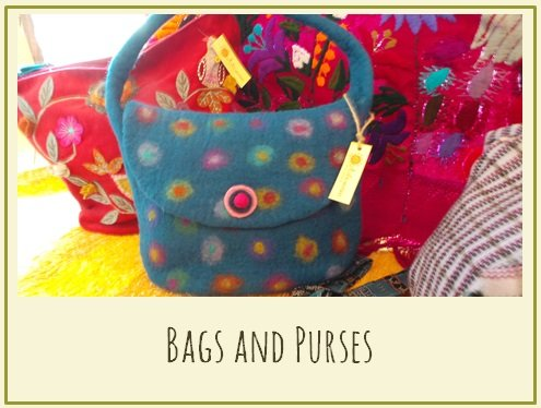 bags and purses category