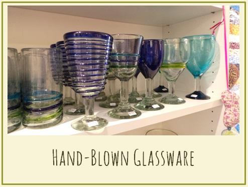 glassware category