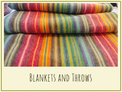 blankets category
