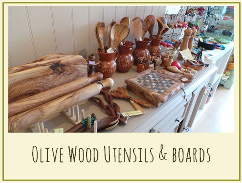 olive wood category