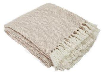Diamond Shell Blanket