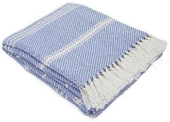 Oxford Stripe Cobalt