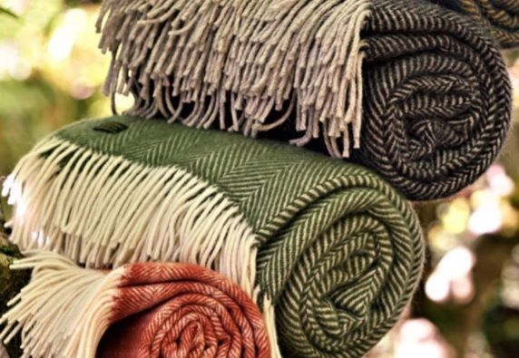 Pure Wool Blankets