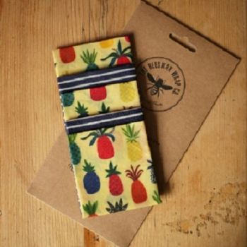 Large Kitchen Pack - Beeswax and Vegan