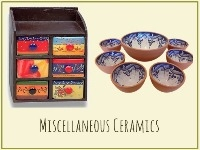 Miscellaneous Ceramics