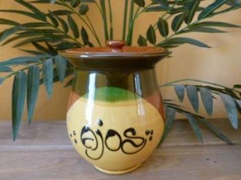 Garlic Jar - Jerez