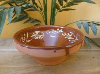 Decorated Salad Bowl - 15cm - Badajoz