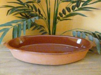 Cazuela Oval Oven/Serving Dish 35x19cm