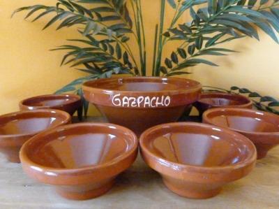 Gazpacho Set 6+1