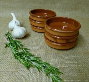 Cazuela Set - 10cm - 4 or 6 pieces