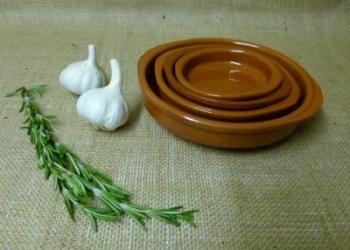Cazuela Set with Handles - 10cm 12cm 14cm and 18cm
