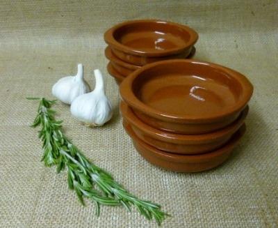 Cazuela Set with Handles - 12cm - 4 or 6 pieces