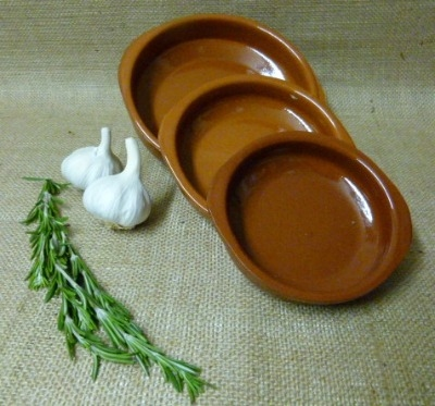 Cazuela Set with Handles - 12cm 14cm and 18cm