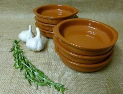 Cazuela Set with Handles - 14cm - 4 or 6 pieces