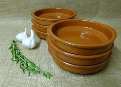 Cazuela Set with Handles - 18cm - 4 or 6 pieces