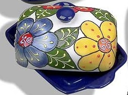 Butter Dish - Lerida