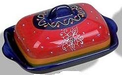 Butter Dish - Malaga