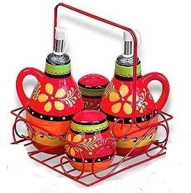 Condiment Set - Orense