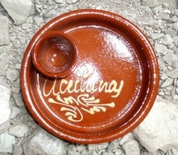 Badajoz Olive Bowl