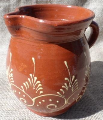 Glazed 1.5 litre Sangria Jug