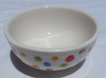 Extremadura Small Cereal Bowl