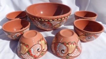 Navarra 6+1 Bowl Set B